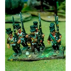 Line Infantry with hat (NP15-ILN003)
