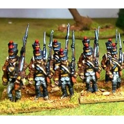 Line Infantry with shako (NP15-ILN004)