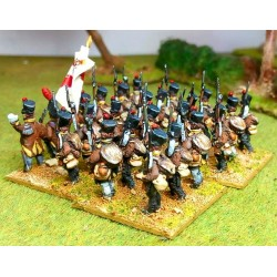 Line Infantry with shako (NP15-ILN004) back