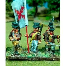 Line Infantry Command with hat (NP15-ILN005)