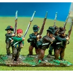 Line Infantry with bicorne
