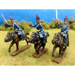 Dragoons with Shako, Troopers (NP15-PTG006)