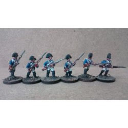Swiss Infantry Advancing (NP28-SP018)